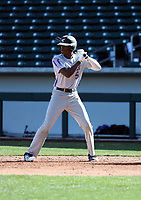 Devan Barnett takes part in the 2018 Under Armour Pre-Season All-America Tournament at the Chicago Cubs training complex on January 13-14, 2018 in Mesa, Arizona (Bill Mitchell)