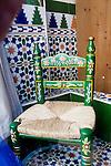 Chair, Novarro's Restaurant, London, England