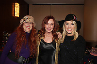 Jane Elissa, Jacklyn Zeman & Kristen Alderson - The 31st Annual Jane Elissa Entertainment Extravaganza to benefit Leukemia, Cancer Research and Broadway Cares Equity Fights Aids on November 5, 2018 at the New York Marriott Marquis, New York City, New York.  (Photo by Sue Coflin/Max Photos)