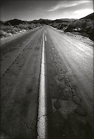Road through the desert<br />