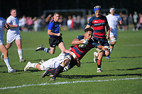 190831 Hurricanes Boys 1st XV Rugby Final - Hastings BHS v PNBHS