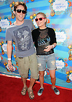 Stephen Moyer & Anna Paquin at the Make-a-Wish Foundation Funday at The Santa Monica Pier in Santa Monica, California on March 14,2010                                                                   Copyright 2010  DVS / RockinExposures
