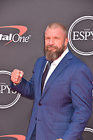 LOS ANGELES, USA. July 10, 2019: Paul Levesque at the 2019 ESPY Awards at the Microsoft Theatre LA Live.<br /> Picture: Paul Smith/Featureflash