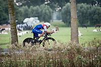 Roberto José Herrera (PAN)<br /> <br /> World Championships U23 Men - ITT <br /> Time Trial from Knokke-Heist to Bruges (30.3km)<br /> <br /> UCI Road World Championships - Flanders Belgium 2021<br /> <br /> ©kramon