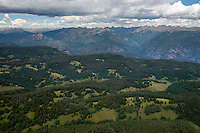 Rocky Mountains north of Durango, Colorado. San Juan National Forest. Aug 2014. 87592