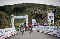 Daniel Oss (ITA/BORA-hansgrohe) over the Horquette d'Ancizan<br /> <br /> Stage 12: Toulouse to Bagnères-de-Bigorre(209km)<br /> 106th Tour de France 2019 (2.UWT)<br /> <br /> ©kramon