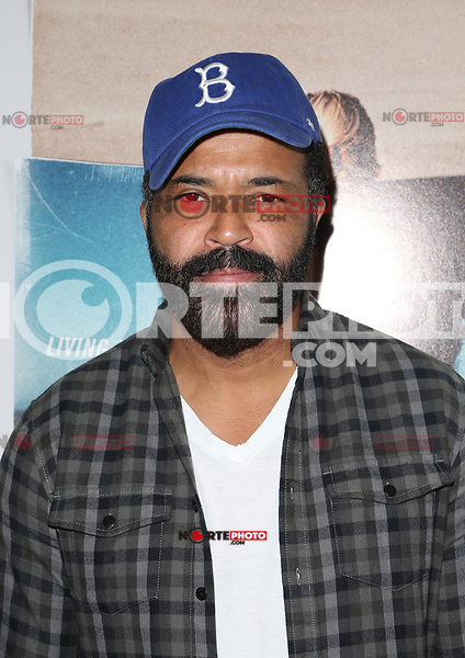 SANTA MONICA, CA - NOVEMBER 1: Jeffrey Wright, at the Los Angeles Premiere of documentary Bunker77 at the Aero Theater in Santa Monica, California on November 1, 2017. Credit: Faye Sadou/MediaPunch /NortePhoto.com