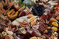 Pisac, Urubamba Valley, Peru - Andean Corn, Maize, in Market