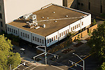 Aerial View of the Hallie Ford Museum of Art, Willamette University, Salem, Oregon