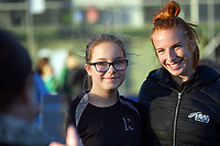 Alia Jacques. Vantage Black Sticks hockey community session prior to the upcoming Sentinel Homes Trans-Tasman Series at Twin Turfs in Palmerston North, New Zealand on Tuesday, 25 May 2021. Photo: Dave Lintott / lintottphoto.co.nz