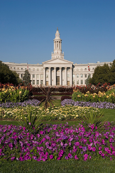 Denver Courthouse, Colorado, USA John offers private photo tours of Denver, Boulder and Rocky Mountain National Park.