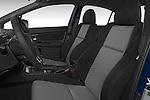 Front seat view of 2017 Subaru WRX 2 4 Door Sedan Front Seat  car photos