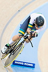 Kelland O'Brien of the Australia team competes in the Men's Individual Pursuit - Qualifying as part of the 2017 UCI Track Cycling World Championships on 14 April 2017, in Hong Kong Velodrome, Hong Kong, China. Photo by Chris Wong / Power Sport Images