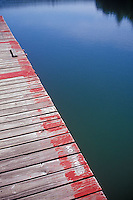 Pier and lake<br />
