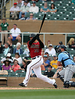 Trayce Thompson - Arizona Diamondbacks 2020 spring training (Bill Mitchell)