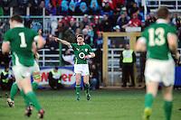 Jonathan Sexton (Irlanda)<br /> Italia vs Irlanda 11-13<br /> Six Nations Rugby<br /> Stadio Flaminio, Roma, 05/02/2011<br /> Photo Antonietta Baldassarre Insidefoto