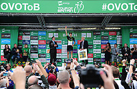 Picture by Simon Wilkinson/SWpix.com 04/09/2017 - Cycling OVO Energy Tour of Britain - Stage 2 Kielder Water and Forest Park to Blyth<br /> Finish at Blyth and podiums Edvald Boasson Hagen