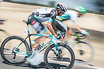 Andrey Zeits (KAZ) Team BikeExchange during Stage 14 of La Vuelta d'Espana 2021, running 165.7km from Don Benito to Pico Villuercas, Spain. 28th August 2021.     <br /> Picture: Unipublic/Charly Lopez   Cyclefile<br /> <br /> All photos usage must carry mandatory copyright credit (© Cyclefile   Charly Lopez/Unipublic)