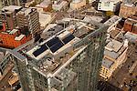 Aerial View of Indigo @ Twelve West Condominiums, Portland, Oregon