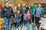 Attending the Ballyduff Juvenile GAA medal presentation in Ballyduff on Thursday.<br /> The Quinlan Family attending the Ballyduff Juvenile GAA medal presentation in Ballyduff on Thursday.<br /> Front l to r: Chloe, Jack and Abby Quinlan.<br /> Back l to r: William, Bridie, Mike Joe and John Quinlan, Majella, Molly and Conor Duignan, Darragh and Patrick Quinlan.