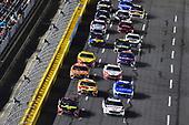 #2: Brad Keselowski, Team Penske, Ford Fusion Discount Tire and #78: Martin Truex Jr., Furniture Row Racing, Toyota Camry 5-hour ENERGY/Bass Pro Shops