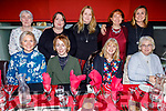 Dining out for Women's Christmas in Cassidy's restaurant, Tralee on Sunday were seated l-r: Trina O'Keeffe, Marie McMahon, Noreen O'Callaghan, Bridie Daly. Back l-r: Natasha Conway, Edwina Daly, Liz Flaherty, Joanne Daly and Caroline Stack.