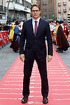Spanish national soccer team coach Julen Lopetegui during 37 Sport Gala - National Sports Awards 2017. March 6,2017. (ALTERPHOTOS/Acero)