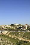 Tell el-Ful, site of biblical Gibeah