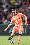 Liverpool FC midfielder Jordan Henderson in action during the Premier League Asia Trophy match between Liverpool FC and Crystal Palace FC at Hong Kong Stadium on 19 July 2017, in Hong Kong, China. Photo by Yu Chun Christopher Wong / Power Sport Images