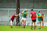 Fionan Mackessy, Kerry during the National hurling league between Kerry v Down at Austin Stack Park, Tralee on Sunday.