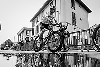 Vasil Kiryienka (BLR/SKY) during the local lap in Iseo<br /> <br /> stage 17: Riva del Garda - Iseo (155 km)<br /> 101th Giro d'Italia 2018