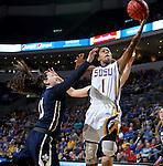 South Dakota State University vs Oral Roberts Summit League Basketball Championship