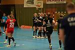 Sieg für Oldenburg in Ketsch mit 23:24 / 1. Frauen Handball Bundesliga / Kurpfalz Baeren gegen VFL Oldenburg / 03.04.2021<br /> <br /> Foto © PIX-Sportfotos *** Foto ist honorarpflichtig! *** Auf Anfrage in hoeherer Qualitaet/Aufloesung. Belegexemplar erbeten. Veroeffentlichung ausschliesslich fuer journalistisch-publizistische Zwecke. For editorial use only.
