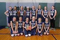 7th Grade Girls Basketball 11/10/18