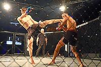 29.10.2016: Superior 15 MMA-Event in Rüsselsheim