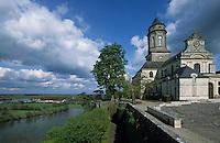 Europe/France/Pays de la Loire/Maine-et-Loire/Saint-Florent-Le-Vieil : Eglise abbatiale du Mont-Glonne
