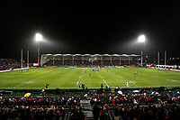 A general view of the 2021 Super Rugby Aotearoa final between the Crusaders and Chiefs at Orangetheory Stadium in Christchurch, New Zealand on Saturday, 8 May 2021. Photo: Joe Johnson / lintottphoto.co.nz