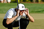 PALM BEACH GARDENS, FL. - Will Mackenzie during Round Three play at the 2009 Honda Classic - PGA National Resort and Spa in Palm Beach Gardens, FL. on March 7, 2009.