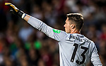 Crystal Palace goalkeeper Wayne Hennessey  reacts during the Premier League Asia Trophy match between Liverpool FC and Crystal Palace FC at Hong Kong Stadium on 19 July 2017, in Hong Kong, China. Photo by Yu Chun Christopher Wong / Power Sport Images