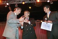 19-2-07,Tennis,Netherlands,Rotterdam,ABNAMROWTT, Ahoy director Jos van de Vegt receives an ATP award for media services