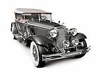 1931 Chrysler Imperial Phaeton LeBaron vintage car, Dual Cowl luxury convertible retro car Image © MaximImages, License at https://www.maximimages.com