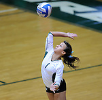 Tulane vs. Rice (Women's Volleyball 2011)