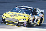 Sprint Cup Series driver Marcos Ambrose (9) in action during the Nascar Sprint Cup Series Duck Commander 500 practice at Texas Motor Speedway in Fort Worth,Texas.