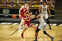 University of Colorado v Stanford Basketball M, January 19, 2021