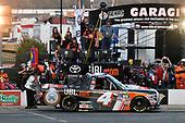 NASCAR Camping World Truck Series<br /> winstaronlinegaming.com 400<br /> Texas Motor Speedway, Ft. Worth, TX USA<br /> Friday 9 June 2017<br /> Christopher Bell, JBL Toyota Tundra<br /> World Copyright: Nigel Kinrade<br /> LAT Images<br /> ref: Digital Image 17TEX2nk03480