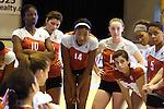 WSU Cougar Volleyball - 2008 Game Shots