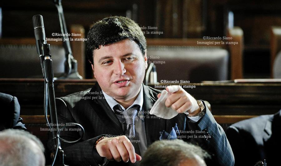 - NAPOLI 8 FEB  -  consigliere comunale di Napoli Gennaro Castiello