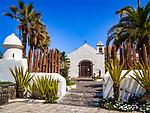 Spanien, Kanarische Inseln, Teneriffa, Puerto de la Cruz: Ermita de San Telmo | Spain, Canary Islands, Tenerife, Puerto de la Cruz: Ermita de San Telmo