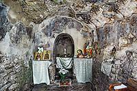 Saint Theodora Chapel in Arcadia, Peloponnese, Greece.