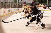 (Booth, Walker) Jake Walman (PC - 19) - The Boston College Eagles defeated the Providence College Friars 3-1 (EN) on Sunday, January 8, 2017, at Fenway Park in Boston, Massachusetts.